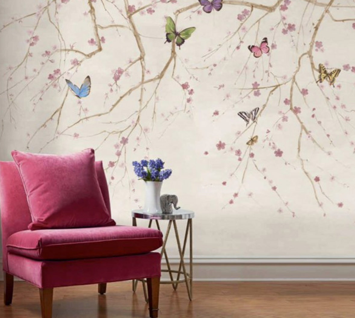 Chelsea Lane: A New Designer collection of Fabrics & Wallpapers by Jaima Brown Home